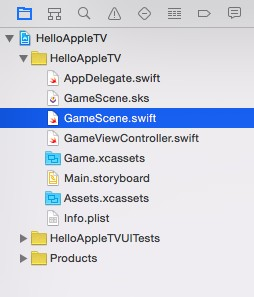 Swift Tutorial Apple TV remote 6