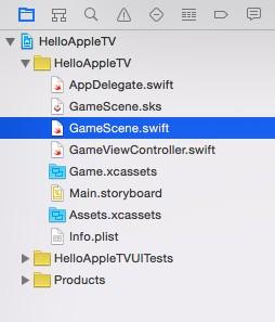 Swift Tutorial Apple TV remote 6