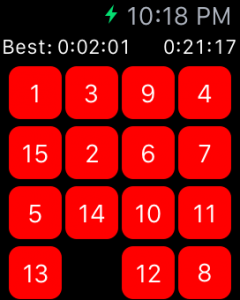 iOS Simulator Screen Shot - Apple Watch 21 May 2015 22.18.26
